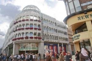 Quartier commerçant 2